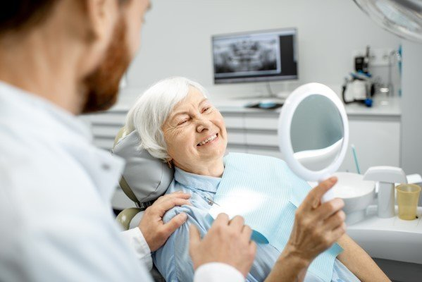 Regain Confidence in your Smile…with Dental Implants