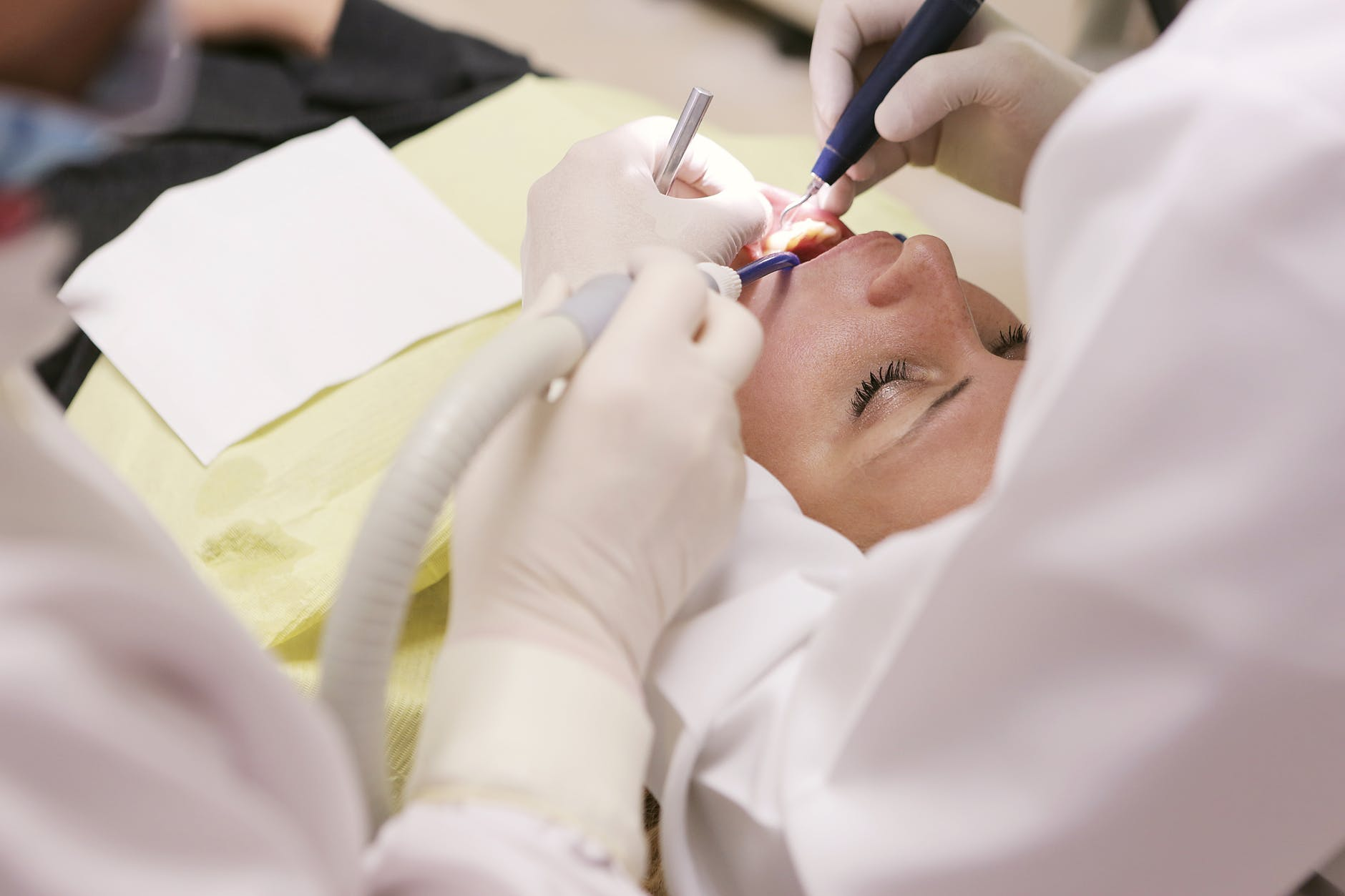 Why would you need IV Sedation Dentistry?